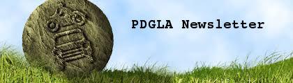 pdgla newsletter