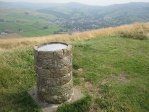 Edwin  Royce memorial on Lantern Pike