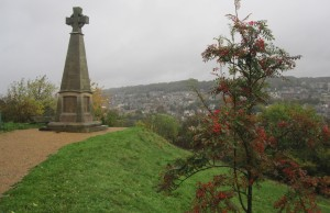 Matlock from the War Memorial