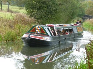 'Birdswood' on the Cromford Canal
