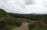 Descending to Ladybower