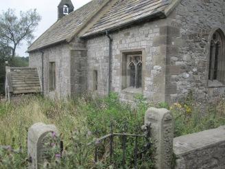 Ballidon Church - a redundant, friendless building ?