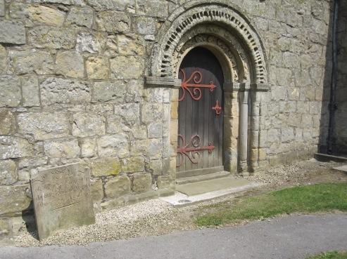 All Saints, Bradbourne