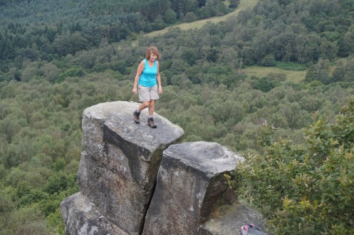 Ann on Gardoms Edge