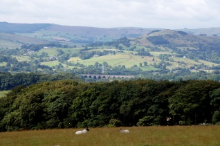 Chapel Viaduct from Roych Clough