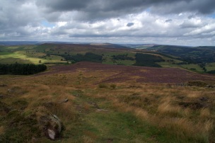 Eyam Moor, looking towards Abney Moor