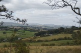 Day 1 - towards the Cheviot Hills