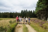 Day 2 - Harwood Forest trail