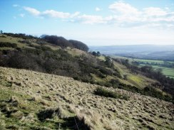 A view from Longstone Edge