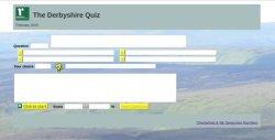 20 Derbyshire questions