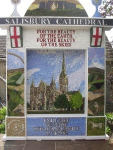 Derbyshire well dressings are far from parochial
