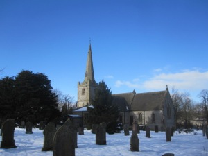 Monyash Church a month ago