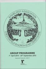 Summer walks programme 2015