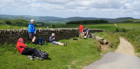 Drinks stop at Chapel Gate