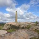 The Nelson Monument on Birchen Edge