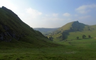 Chrome Hill from beside Parkhouse