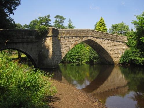 Froggatt Bridge