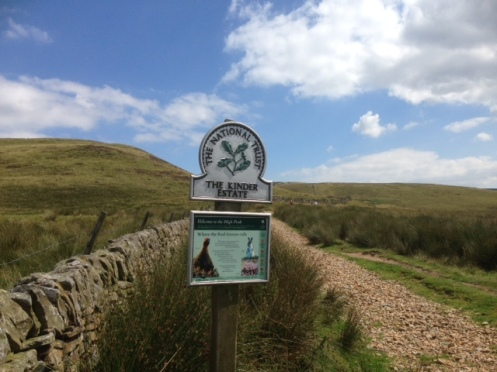 Chinley to Edale  12 August 2015