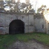 South Lodge Tunnel Entrance, Welbeck