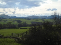 Looking towards Narrowdale