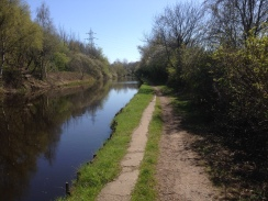 Sheffield Tinsley Canal