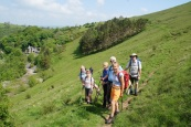 Ascent of Ecton