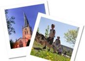 We are leading 10 walks in the Festival this May