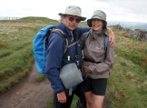 John & Diane at Lords Seat