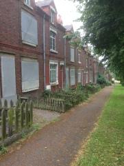 The Model Village still sadly neglected