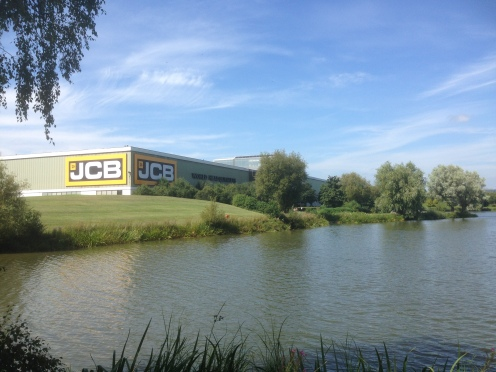 The JCB Lakes