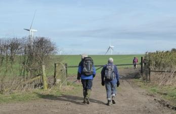 Ulley Windmills (February 2017)