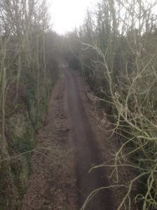 Archaeological Way, near Langwith