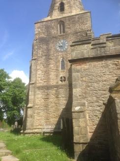 Old Brampton Church