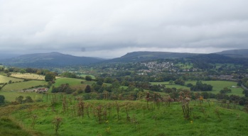 A view towards Win Hill & Bamford Edge