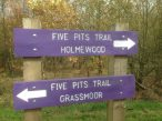 Five Pits Trail
