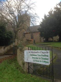 St Michael's, Pleasley