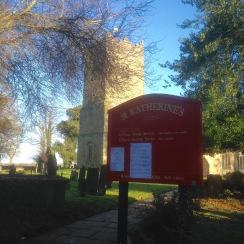 St Katherine's, Teversal