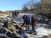 Top of Padley Gorge