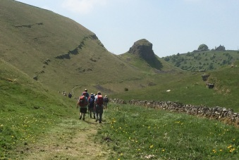 approaching Peter's Stone