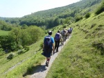 nearing the Monsal Trail