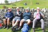 Ramblers at rest