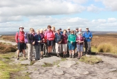 The group at High Neb