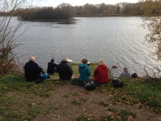 Branston Water Park coffee stop