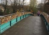 Love Locket Bridge, over the Wye in Bakewell