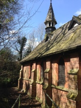 St Chad's, Pleasley Vale