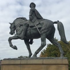 Bonnie Prince Charlie in Derby